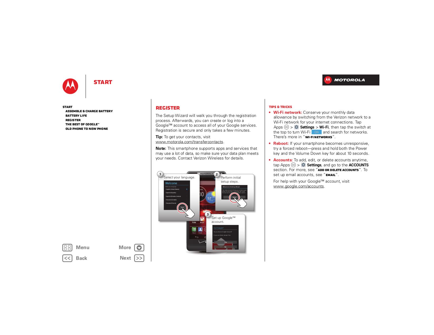 LTB Headphone Q-Bean-U pdf page preview