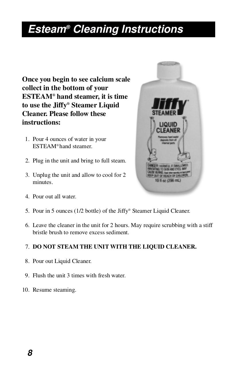 Jiffy Vacuum J-4000DM pdf page preview