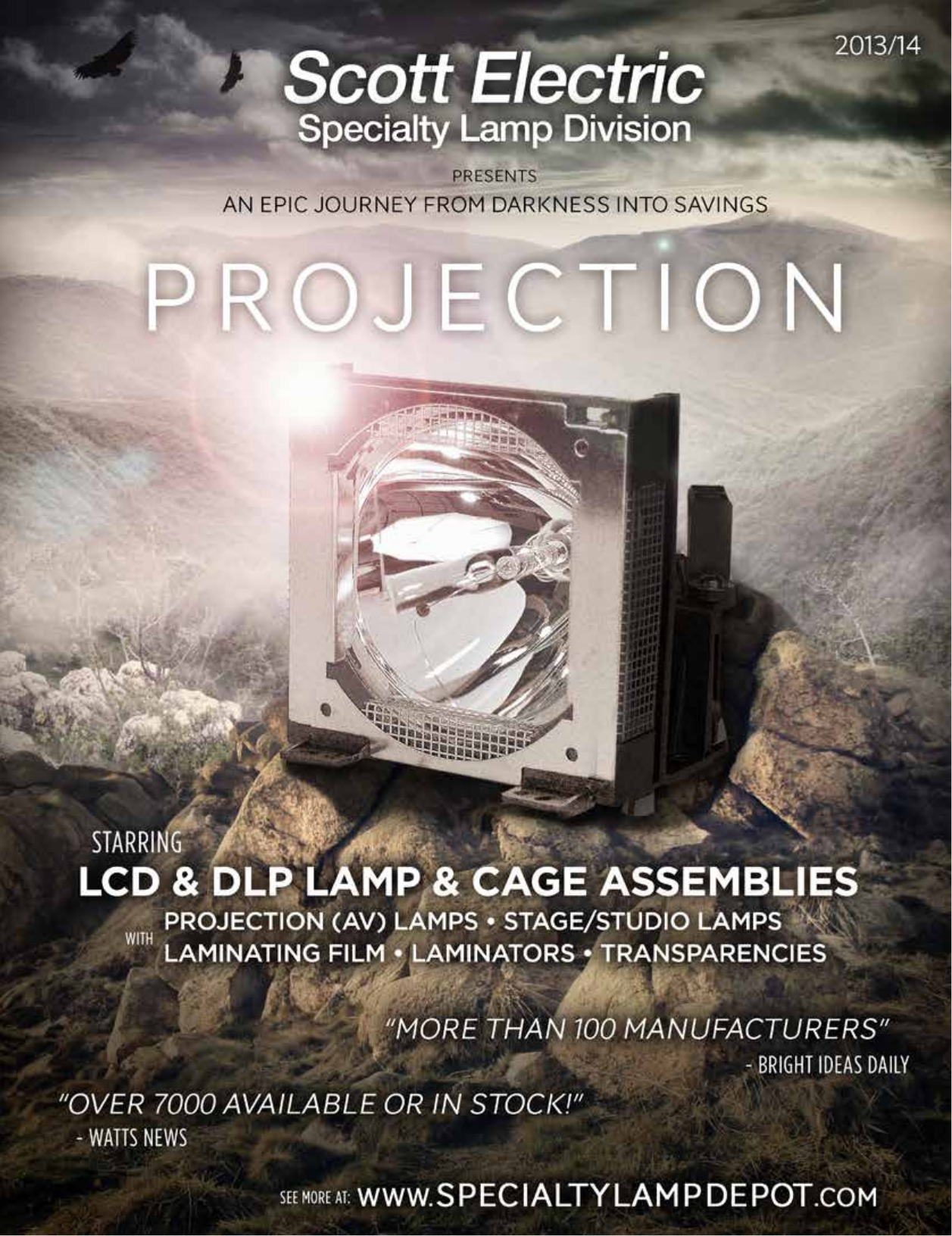 Luxeon Projector D630 pdf page preview