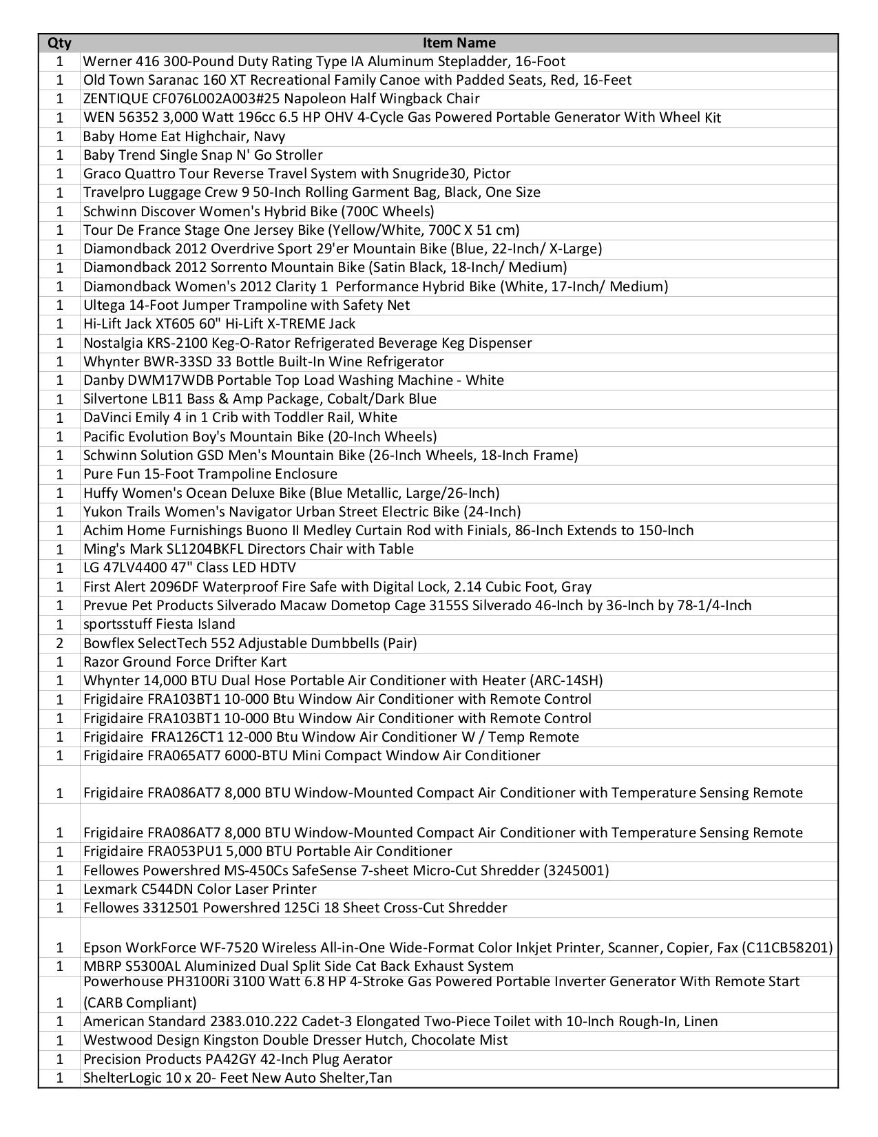pdf for Whynter Freezer FM-65G manual