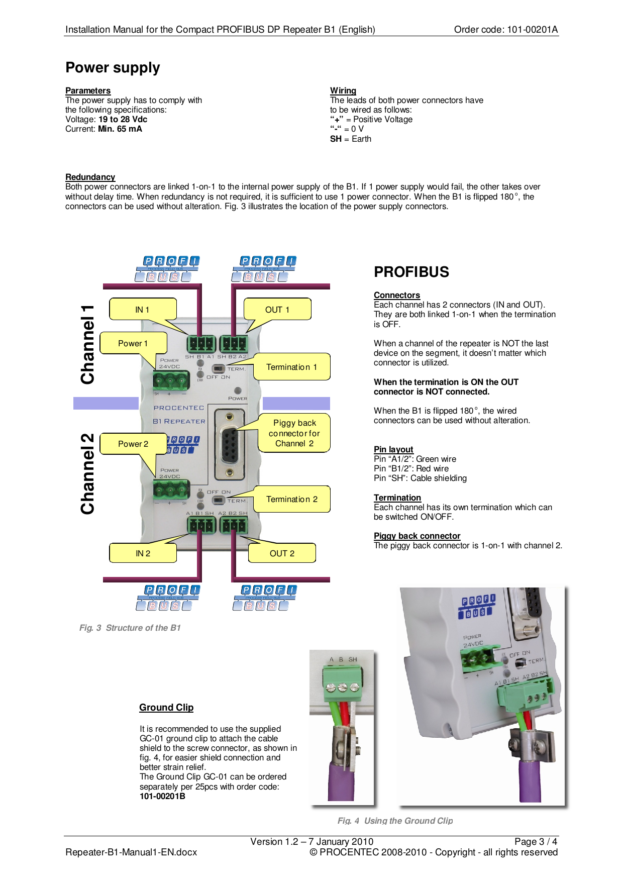 Linkskey Other LDE-050 Repeaters pdf page preview