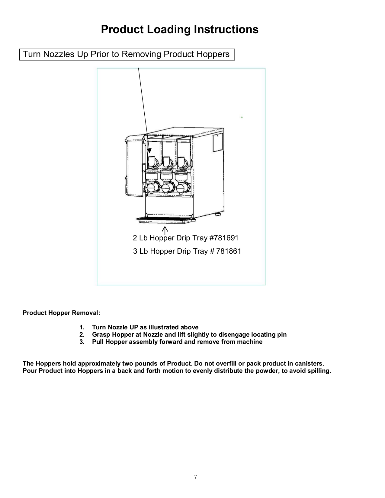 Newco Other Mini-Cappuccino Coffee Makers pdf page preview