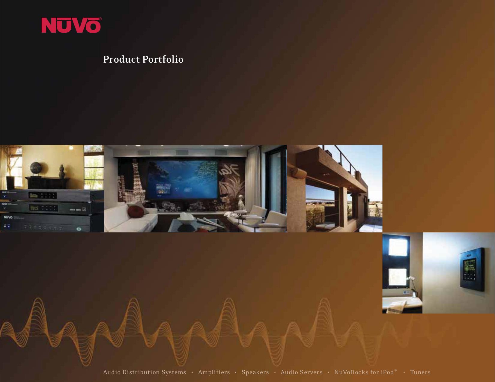 pdf for Nuvo Remote Control NV-LRC1 manual