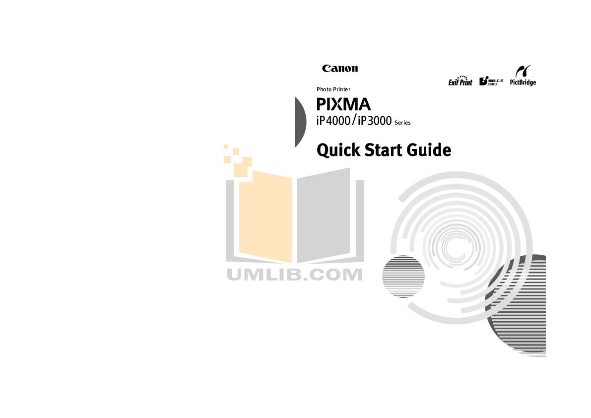 pdf for Canon Printer BJ-30 manual