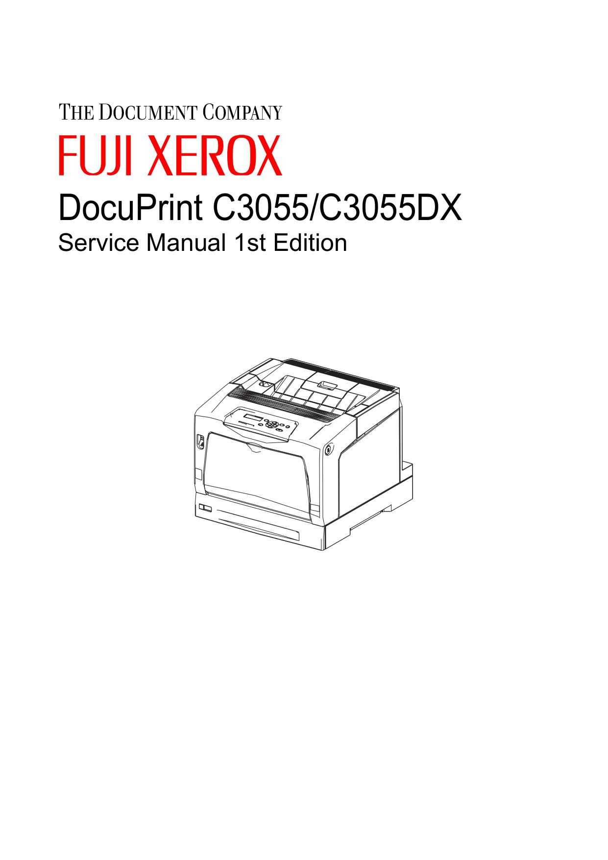 Service Manual Xerox Pro 40