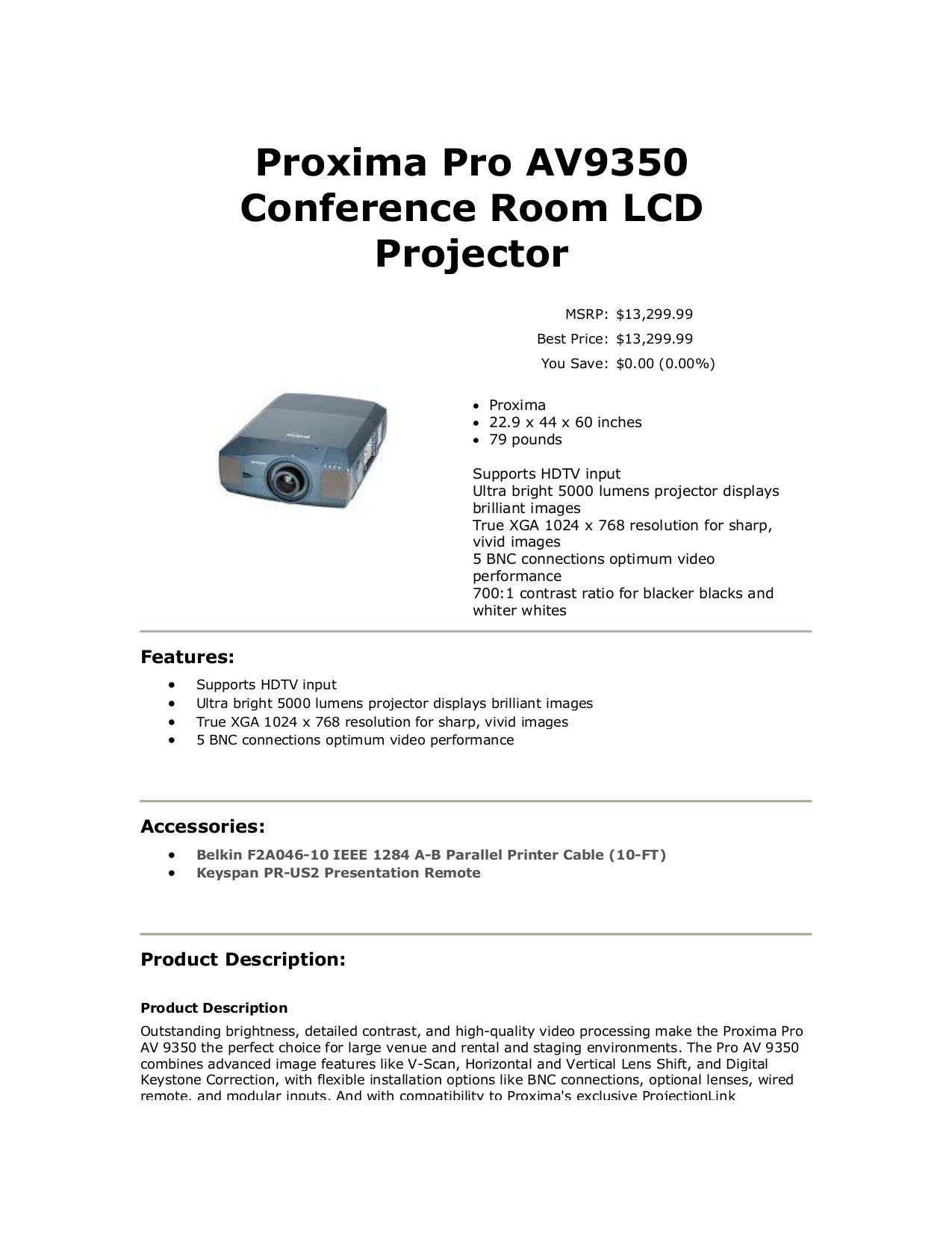 pdf for Keyspan Other PR-US2 Computer Remotes manual