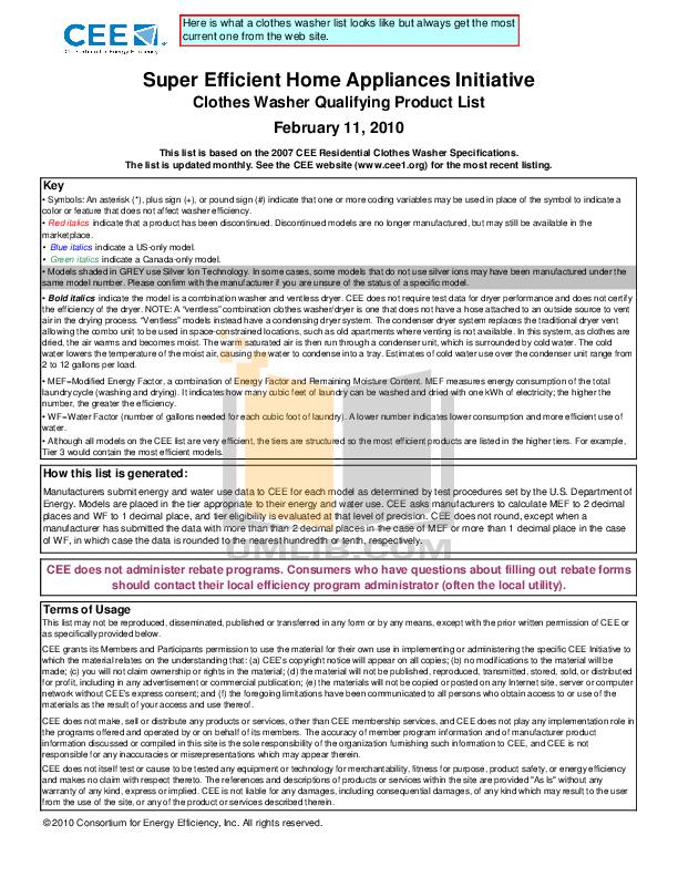 Estate Dishwasher TUD8700WQ pdf page preview