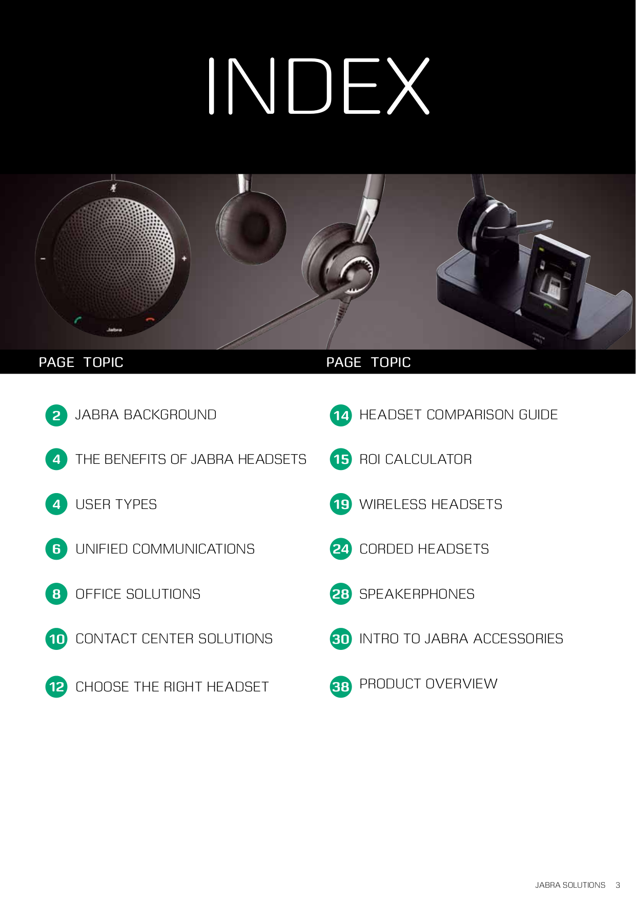 Jabra Other GN 8050 TCA Telephone Amps pdf page preview