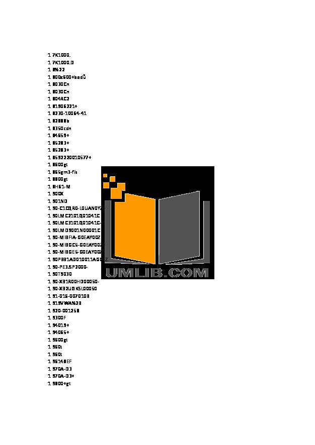 Asus Desktop Eee Top ET2400XVT pdf page preview