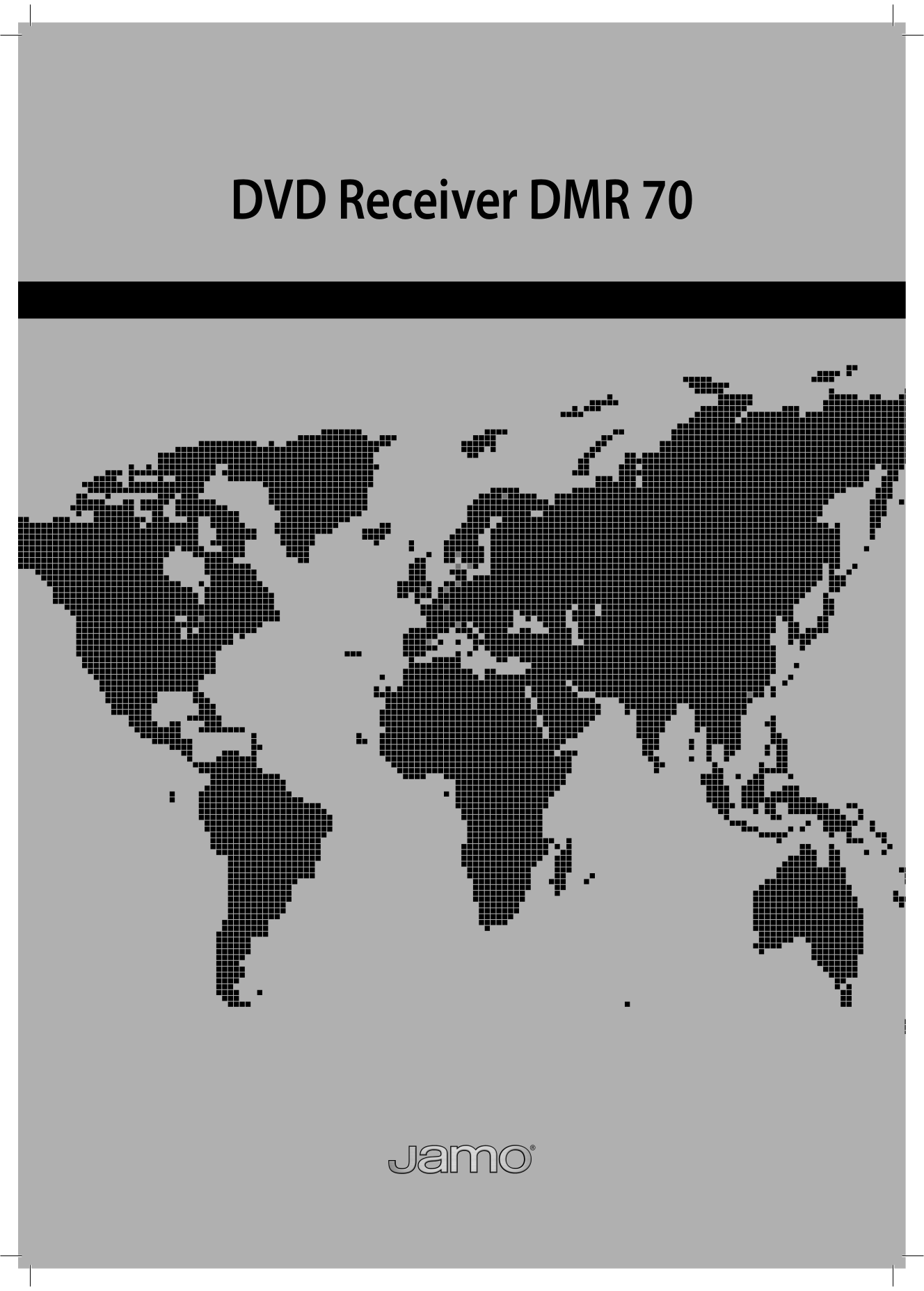 pdf for Jamo Receiver DMR 70 manual