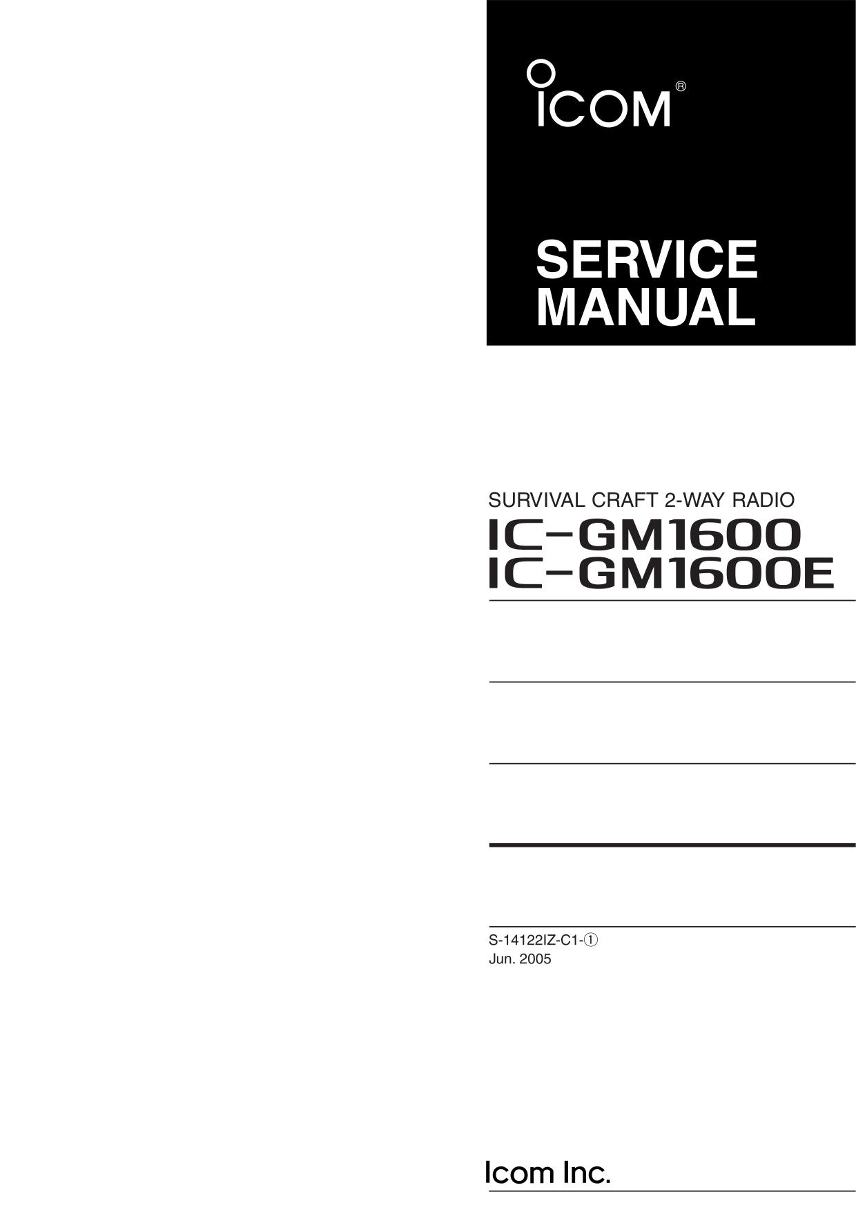 Icom A4 Manual