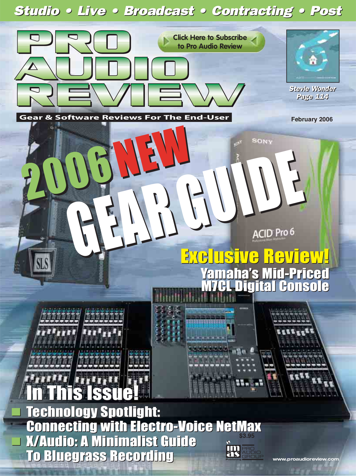 pdf for Nady Amp XA-1100 manual