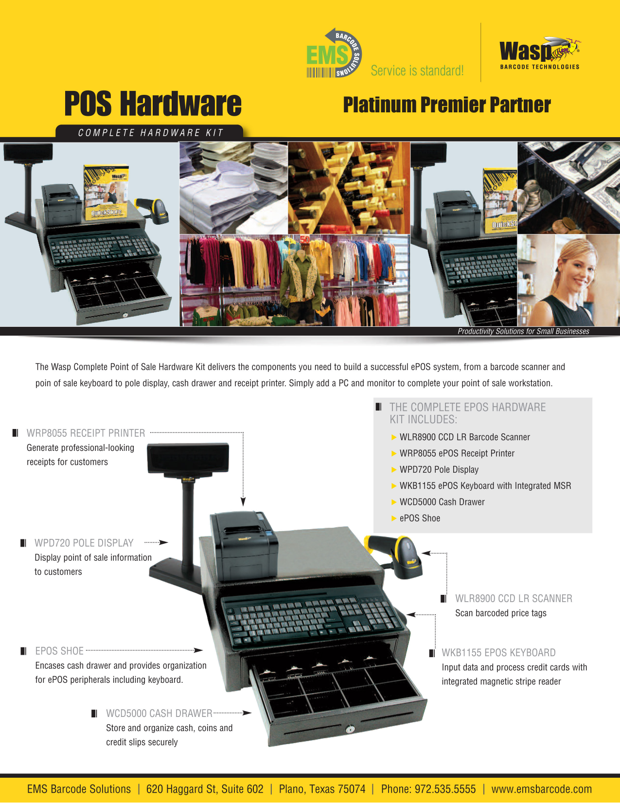 pdf for Wasp Other WDT2200 Data Terminal manual