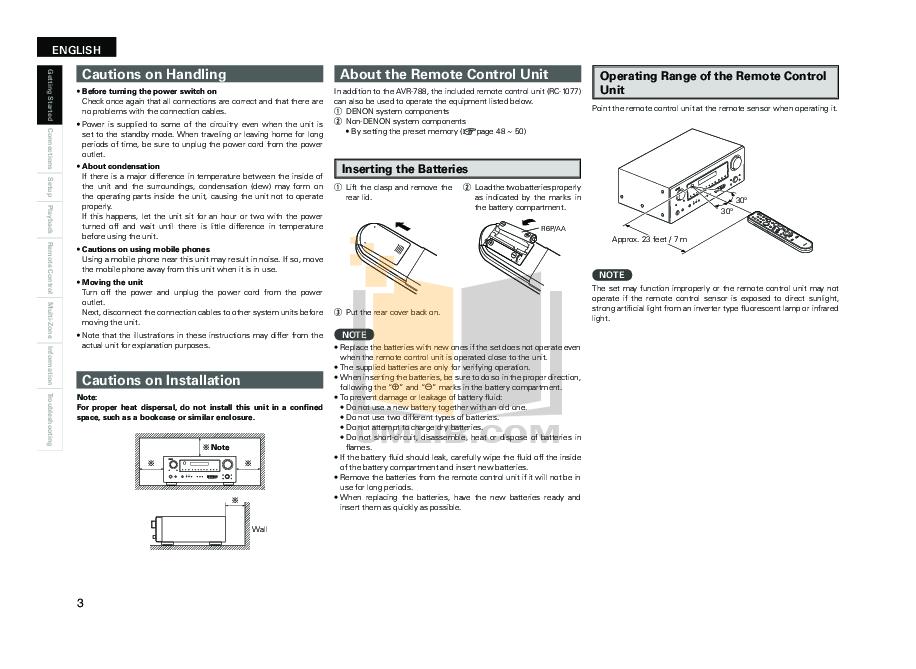 Daewoo DVD Players DVD3000N pdf page preview