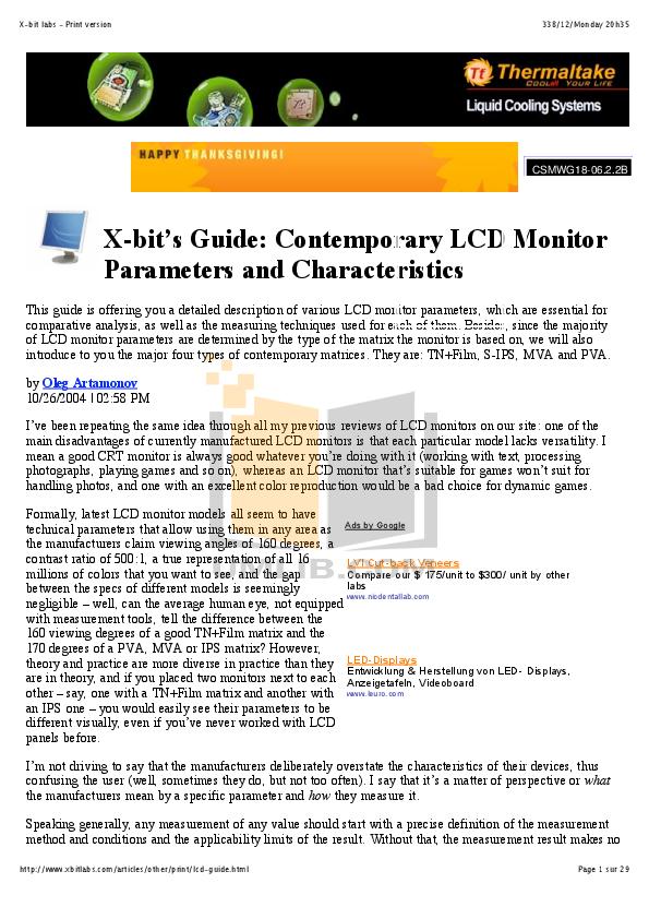 pdf for Acer Monitor AL1715 manual
