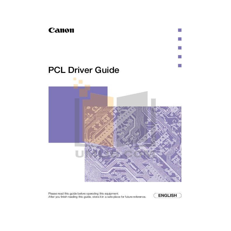 pdf for Canon Printer N2000 manual