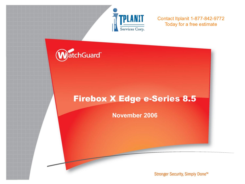 pdf for Watchguard Wireless Router Firebox X55E-W manual