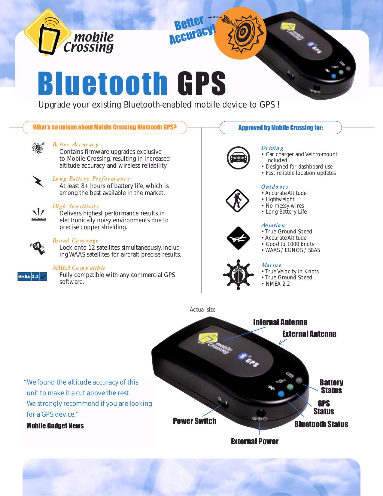 pdf for Intellinav GPS Intellinav 2 manual