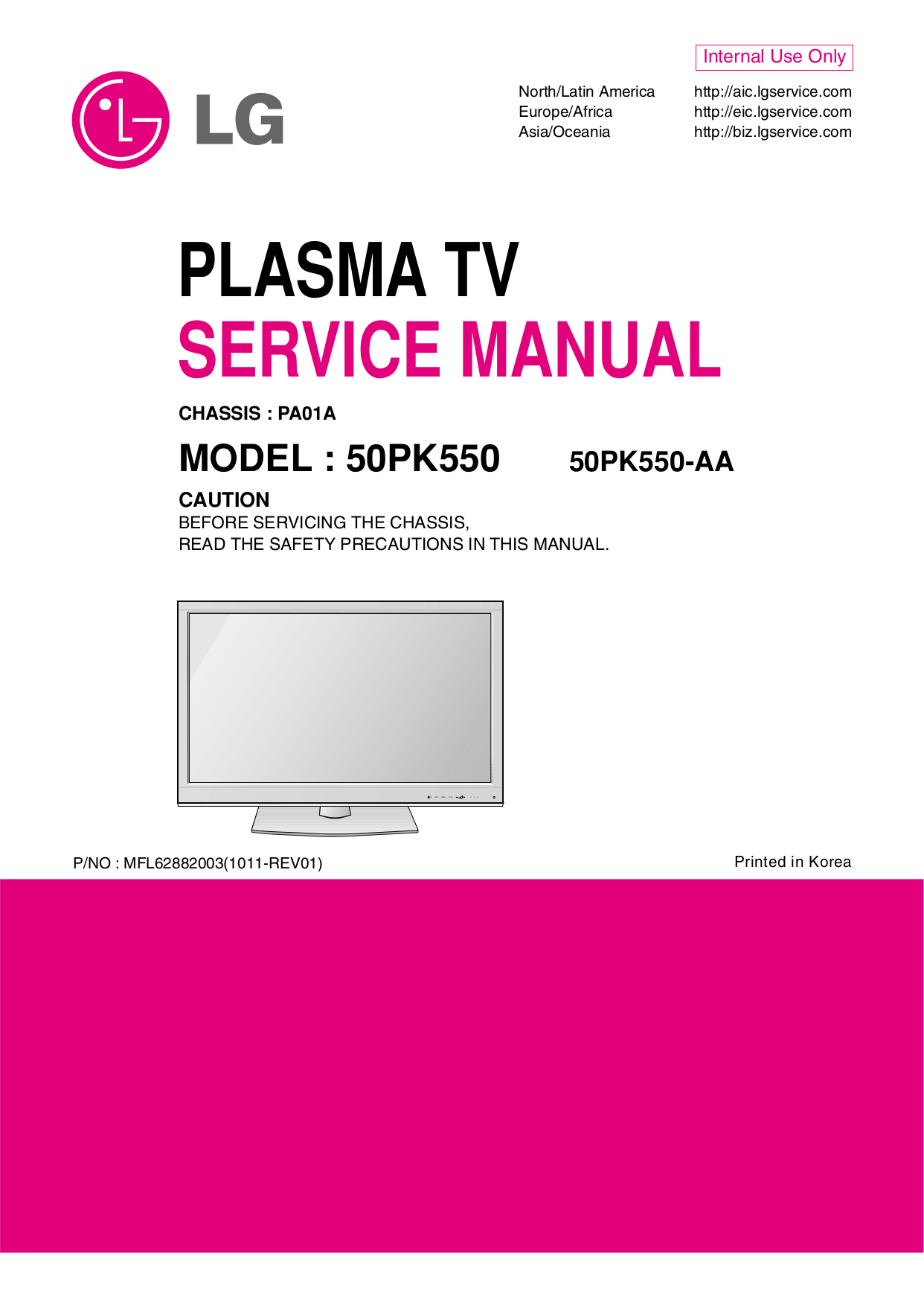User Manual For lg Tv hdmi Cable No signal monitors