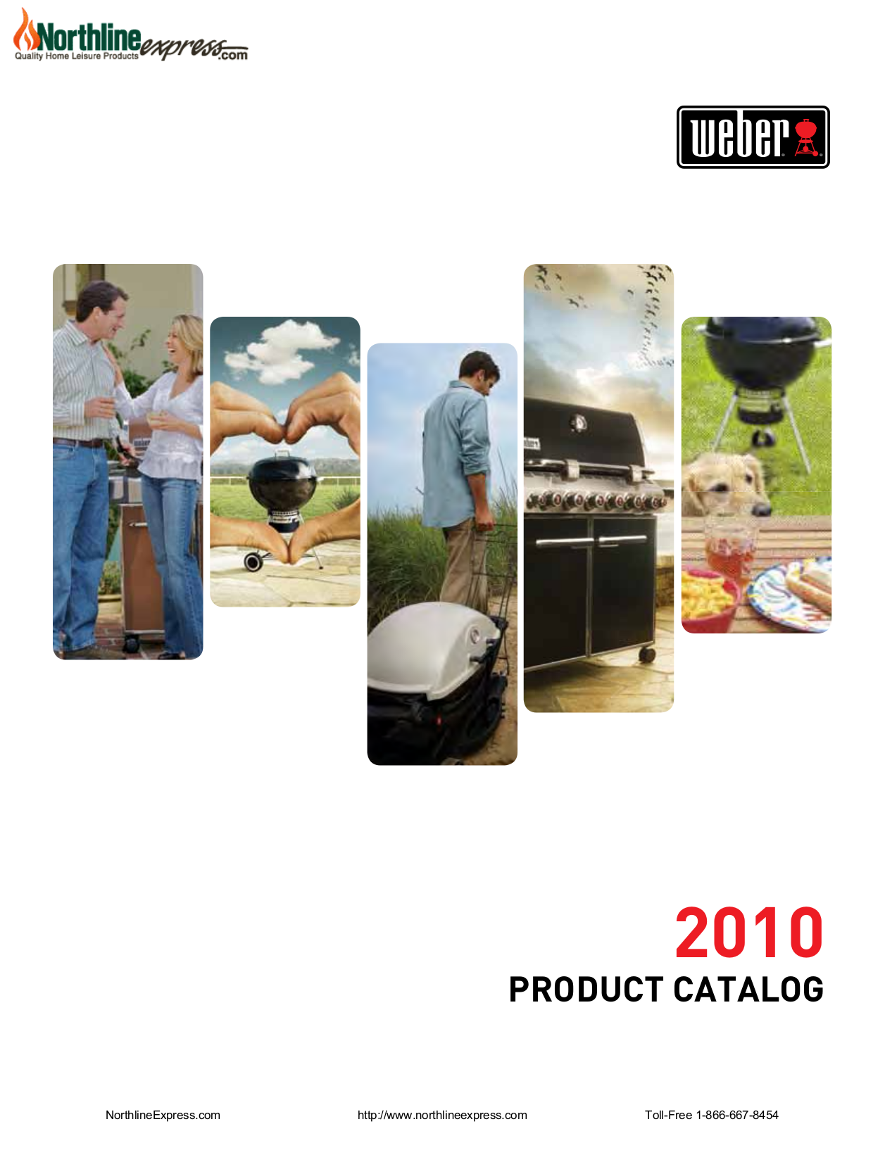 pdf for Weber Grill S-460 manual