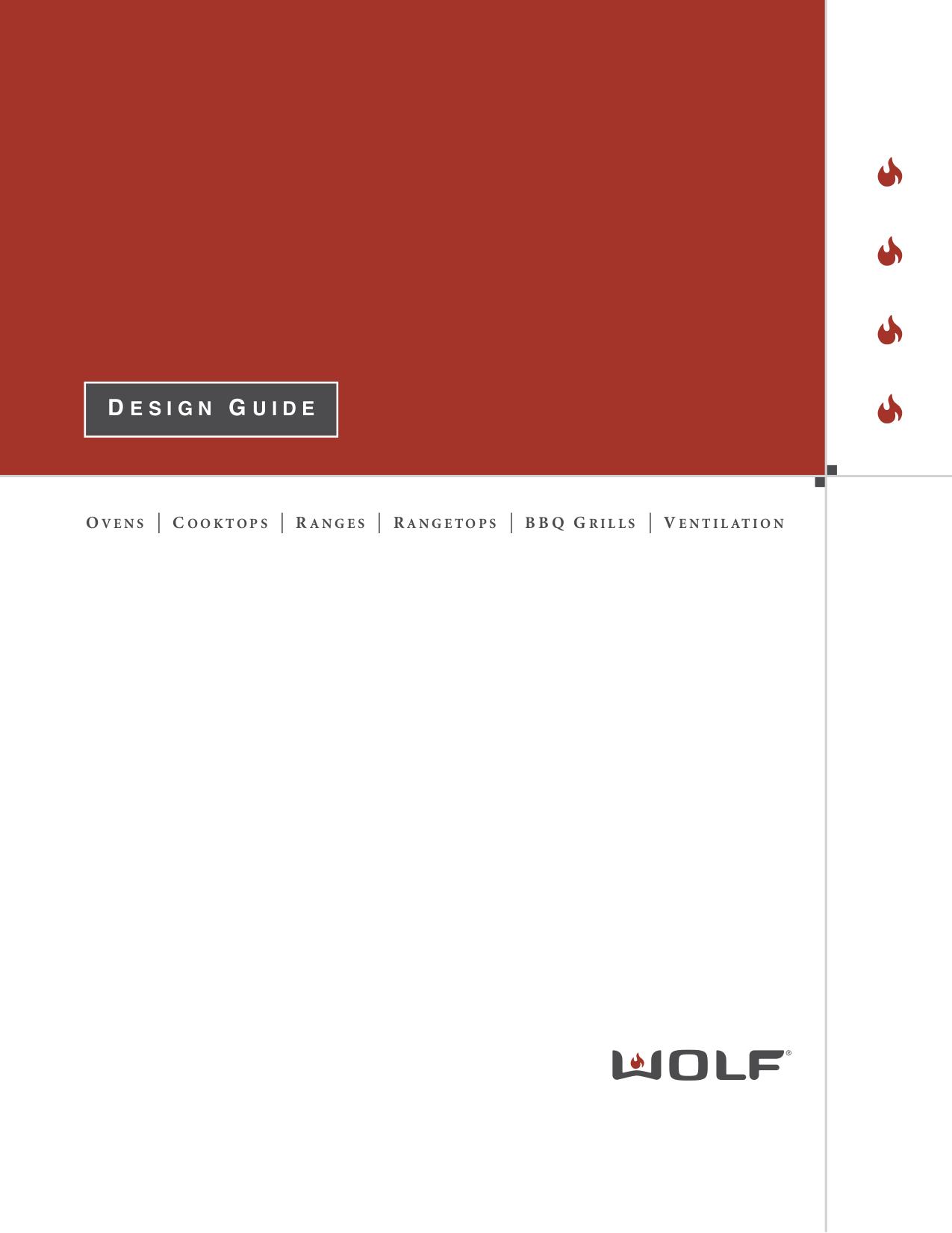 pdf for Wolf Grill BBQ242BI manual