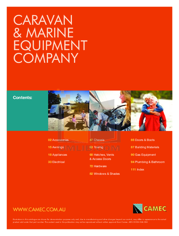 pdf for Engel Freezer MT80F-C manual