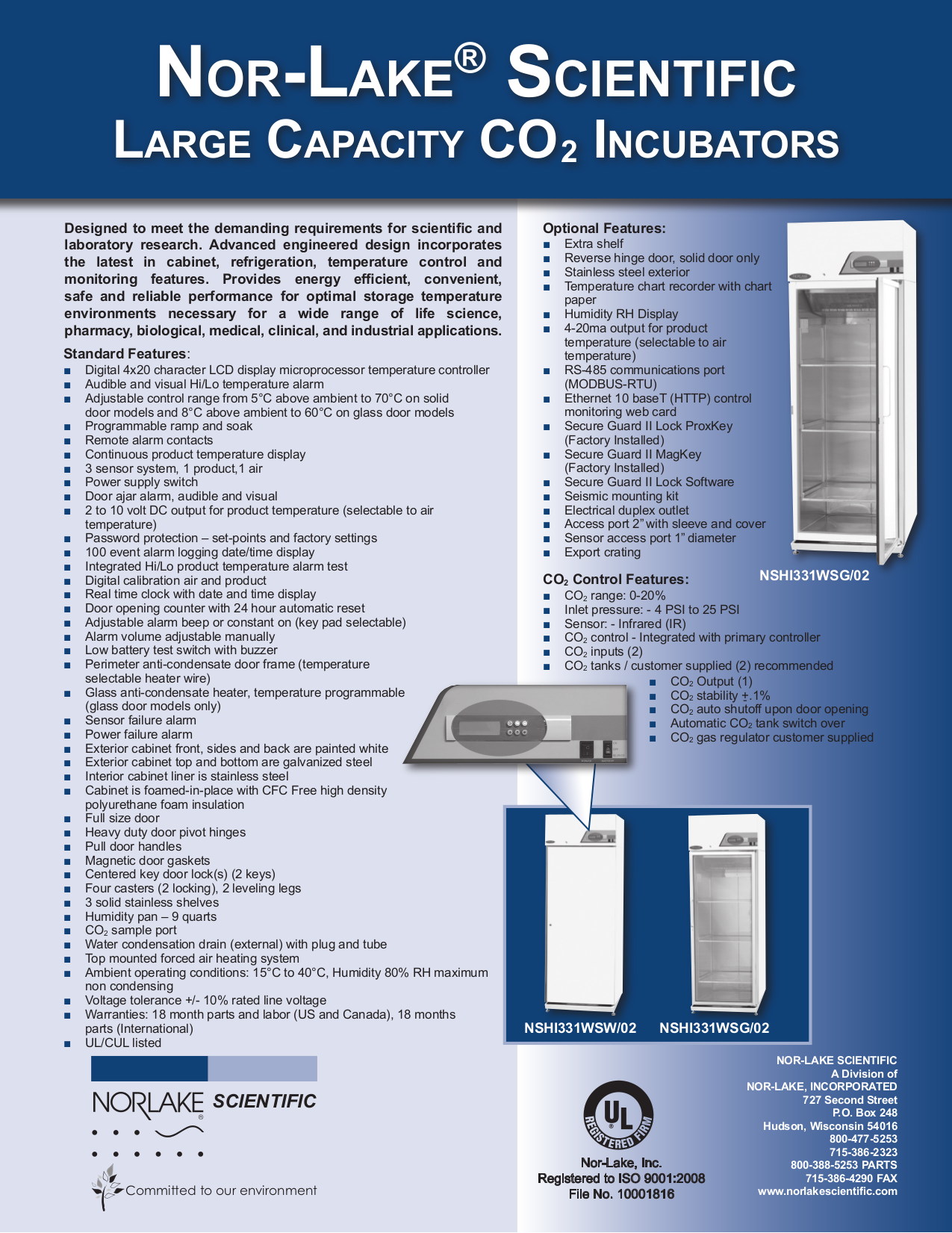 pdf for Norlake Refrigerator NSHI331WSW manual
