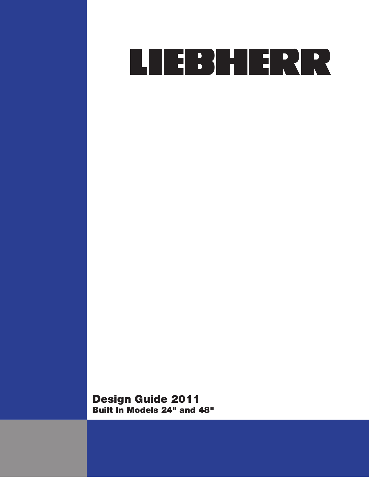 pdf for Liebherr Freezer FI1051 manual