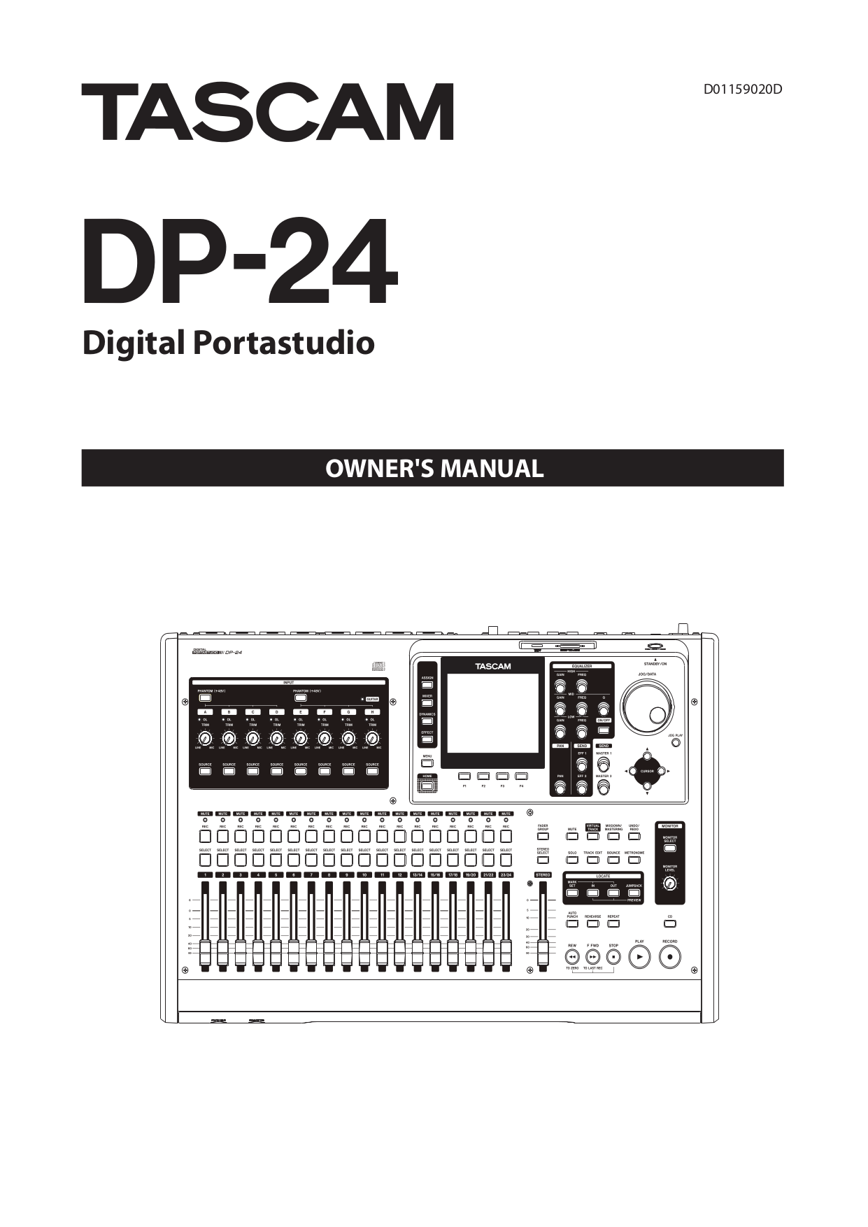 pdf for Teac Other D-03 Converter manual