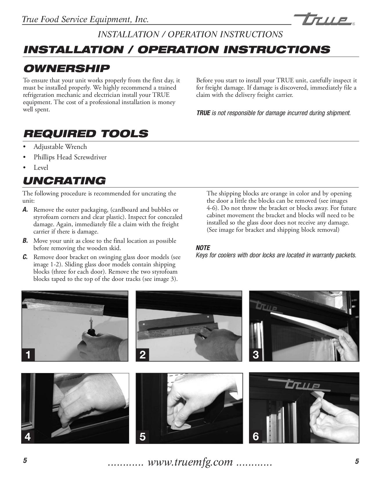 True Gdm 26 Manual