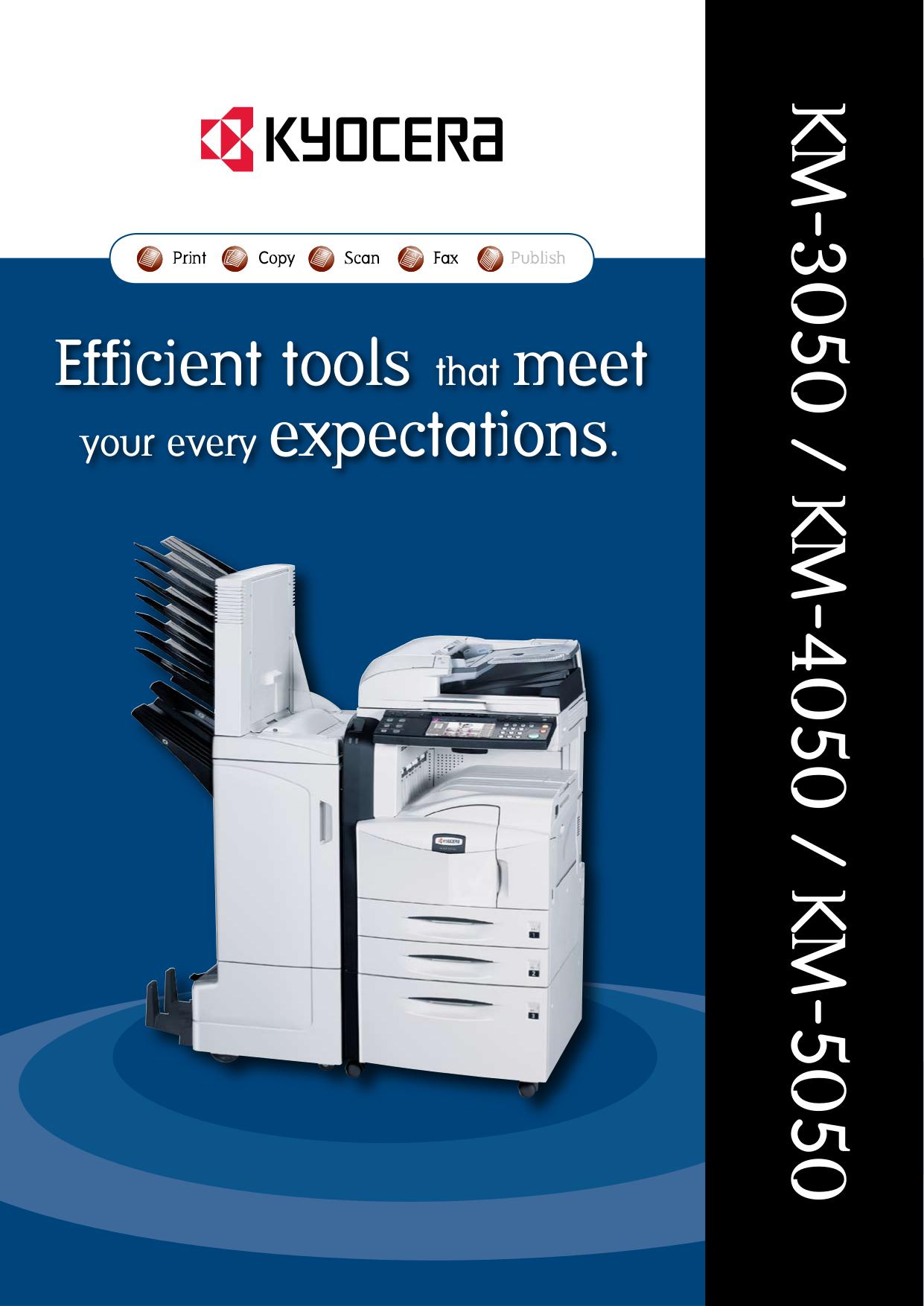 Km 1500 Kyocera Manual