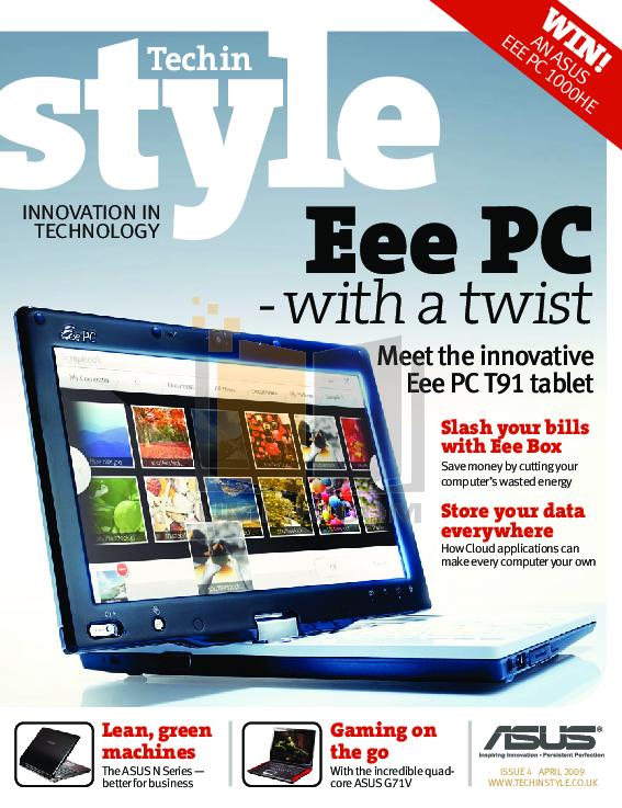 pdf for Asus Desktop Eee Top ET1602 manual