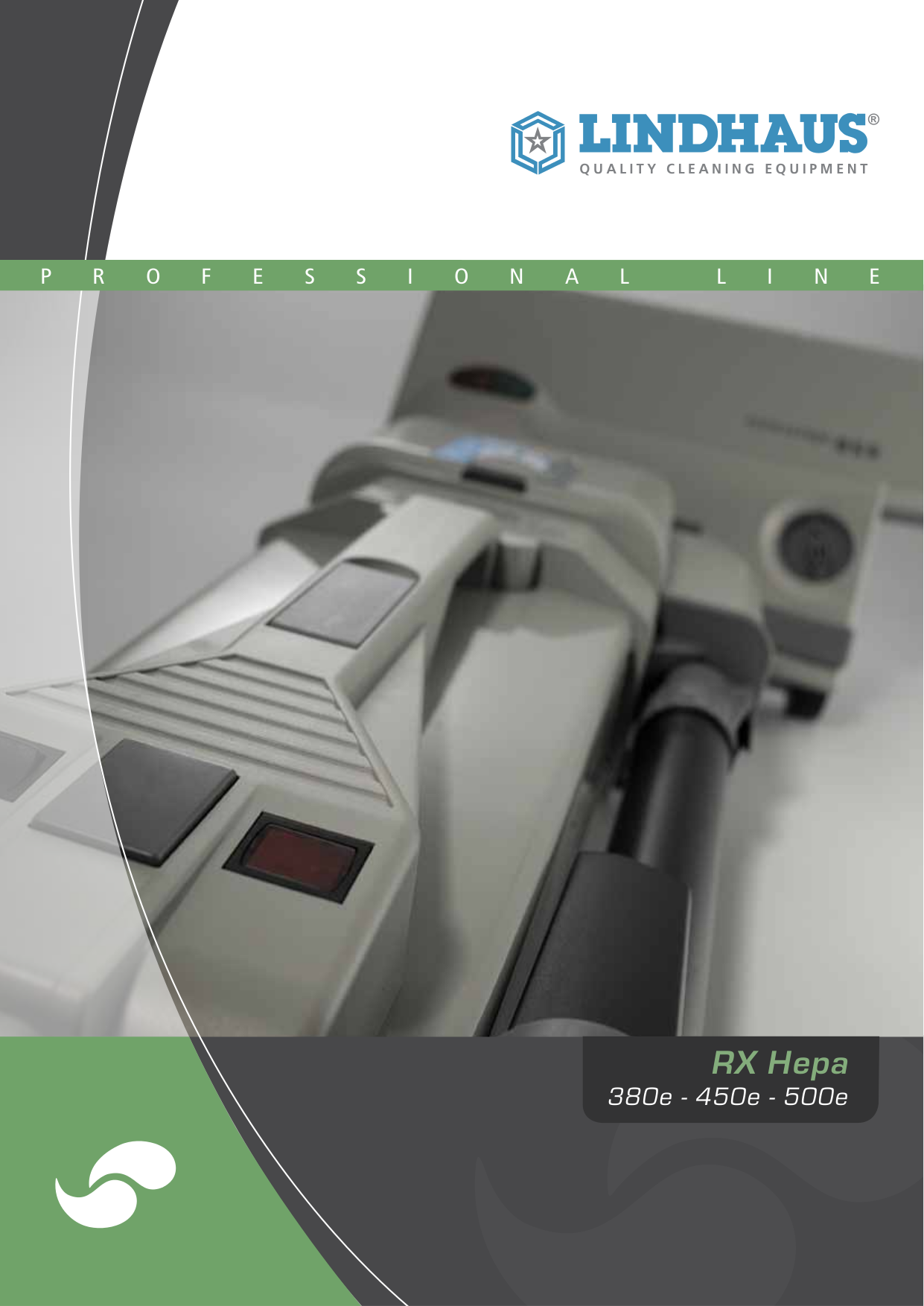 pdf for Lindhaus Vacuum Health Care manual