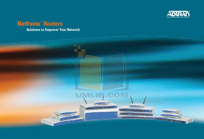 Adtran 3120 manual