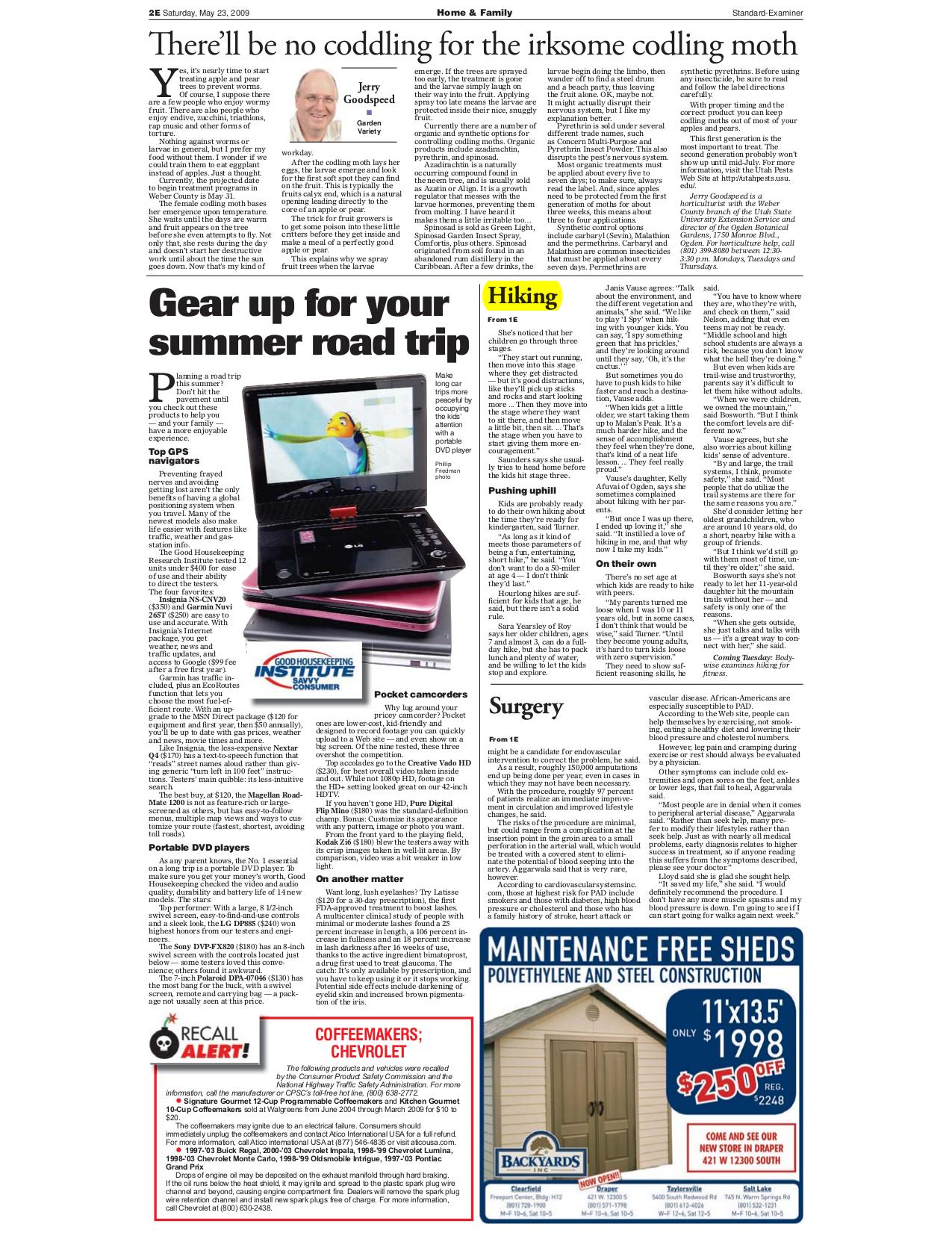 LG Portable DVD Player DP885 pdf page preview