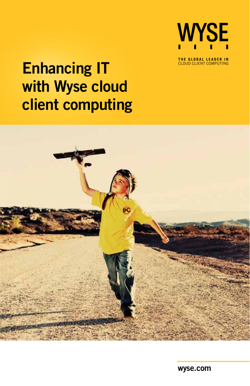 pdf for Wyse Desktop C30LE manual