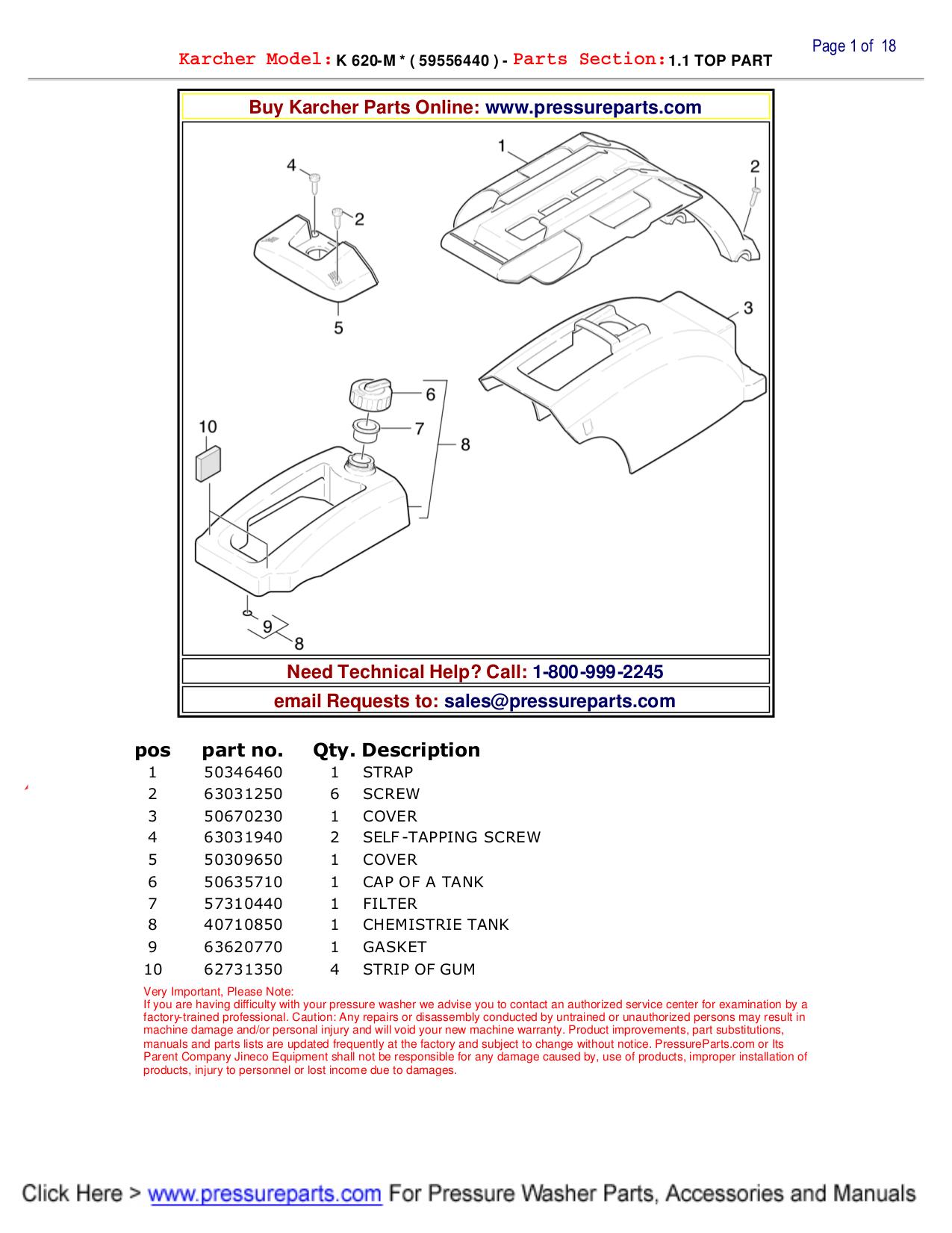 Karcher K 3 96 manual