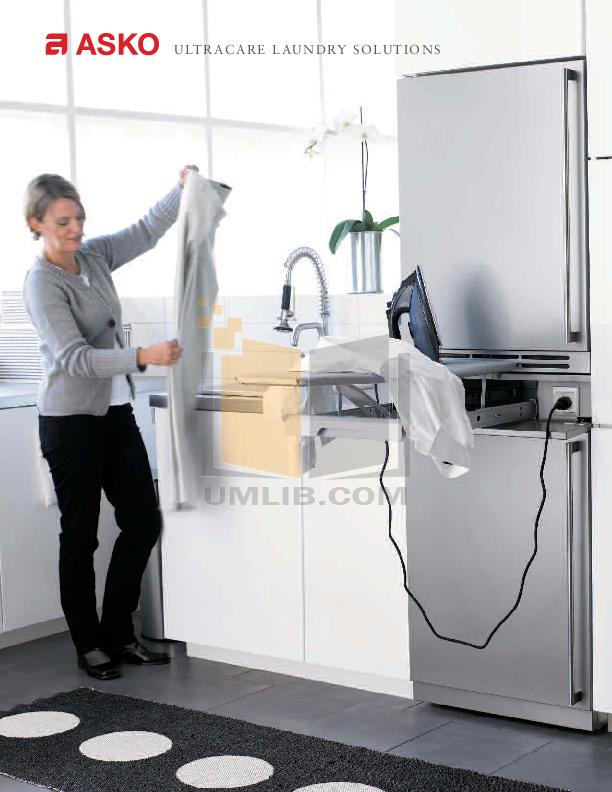 pdf for Asko Dryer T793 manual